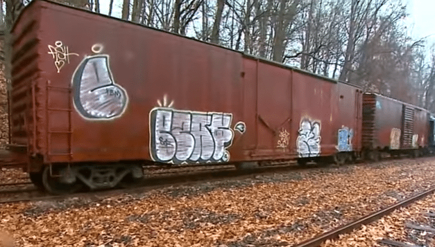 Historic New Jersey Trains The Target Of Vandals
