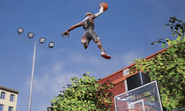 NBA Playgrounds Headed For Playstation 4, Xbox One, PC