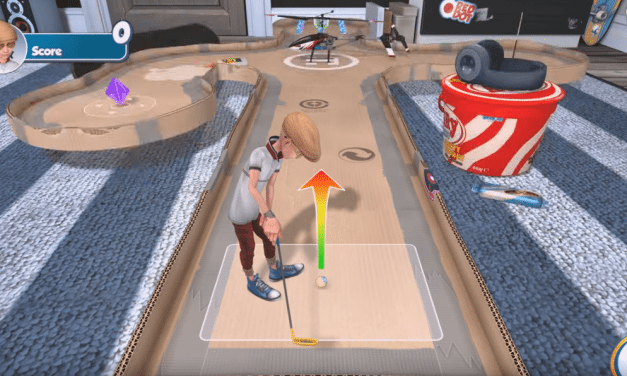 Infinite Minigolf Announced For Spring Release On PS4/PSVR