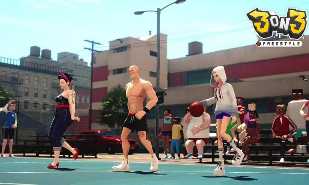 Who's Ready For Some 3on3 Freestyle?