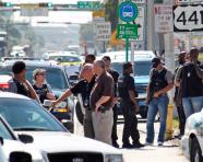 I-95 and Biscayne Blvd. to be Blocked Today by Police Funeral Procession