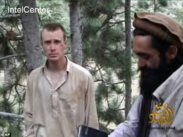 Video of Bowe Bergdahl's release from the Taliban