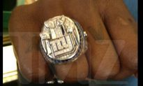 Giants Get Their Super Bowl Rings