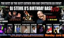 Monday, June 21, 2010 – DJ Stevie D's Birthday Bash @ Porterhouse Boca Raton
