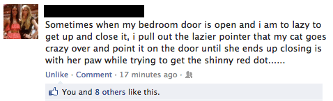 And The Award For Laziest Person on the Planet Goes to…