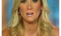 Does This Look Like The Face of a CBS News Anchor Who Choked His Wife?