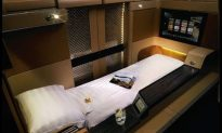 Travel in Class: Luxurious Apartments In the Sky