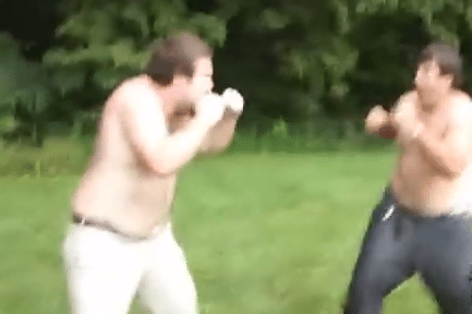 Best Fight Compilation 2014