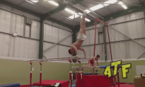 Gymnastic Flips That Did Not Land As Expected