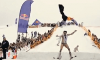 Red Bull Jump and Freeze 2013 Highlights