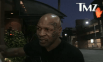 Mike Tyson Couldn't Even Beat Glass Joe