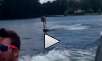 FAIL – Wake Board High Five