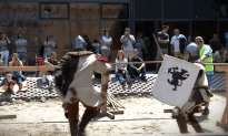 Badass Knight Fight Club In Poland