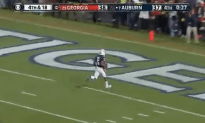 The Auburn Miracle Ricardo Louis TD to Beat Georgia
