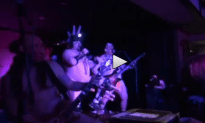 So This Band Exists…