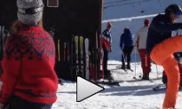 How Not to Take Your Skis Off
