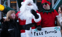 Freestyling Santa is Awesome