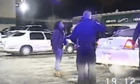 This Cop Isn't Angry or Anything…
