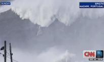 Was This the Biggest Wave Ever Surfed?