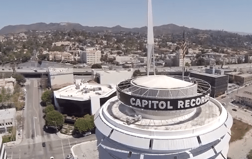 Awesome Quad Copter Go-Pro Footage of Los Angeles
