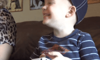 Kid Saves His Mom With FaceTime