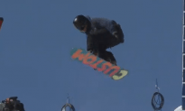 Snowboarding – World's First Double Superpipe