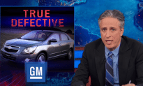 Jon Stewart on the GM Ignition Switch Scandal
