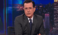 Stephen Colbert Says Goodbye