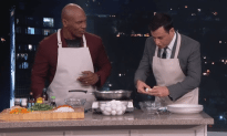 Make Eggs With Mike Tyson