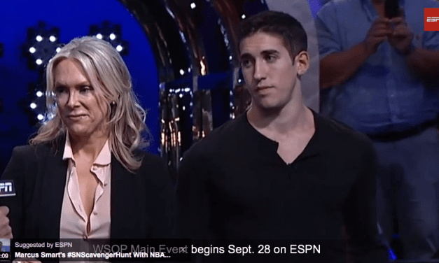 Daniel Colman Wins $15 Million Playing Poker and Acts Like He Couldn't Care Less
