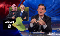 Stephen Colbert – Abandoned WMDs in Iraq