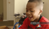 Zion Receives First Ever Double Hand Transplant