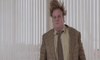 Chris Farley In Mission Impossible:Rouge Nation Spoof