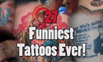 Top 27 Funniest Tattoos Ever