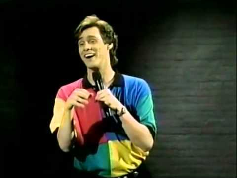 Jim Carrey – Unnatural Act