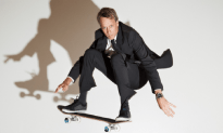 Tony Hawk Skates The First Ever Horizontal Loop