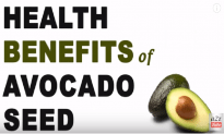 Don't Throw Away Your Avocado Seed, Eat It