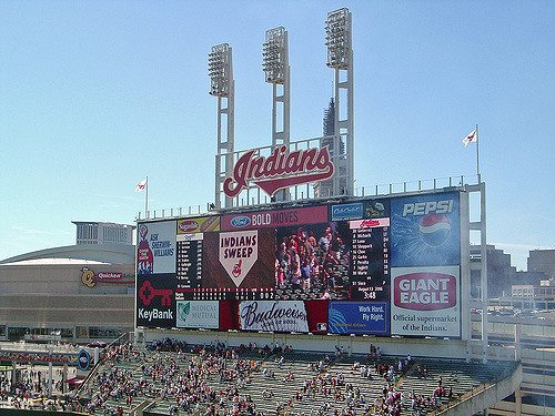 Cleveland Lights Up The Sports World