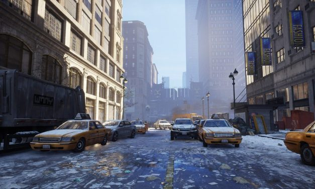 Tom Clancy's The Division Brings Us It's Last Stand