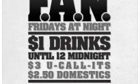 Did You Know You Could Get $1 Drinks Tonight At Brick From 8 to 12?