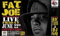 Fat Joe Live Tonight @ Revolution