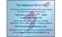 Just Six Days Till the Mermaid Bowl!