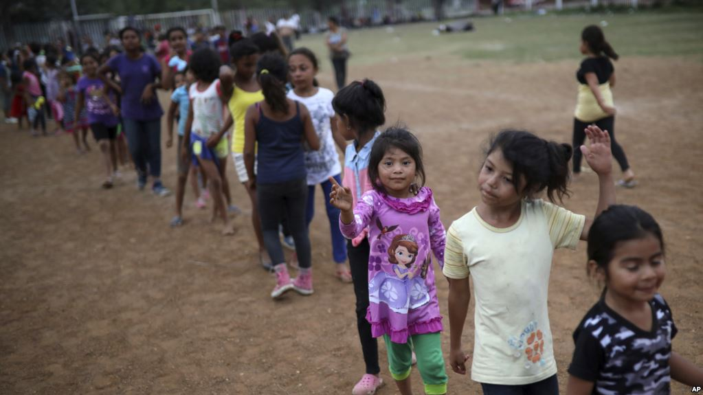 Separated Migrant Children In Limbo