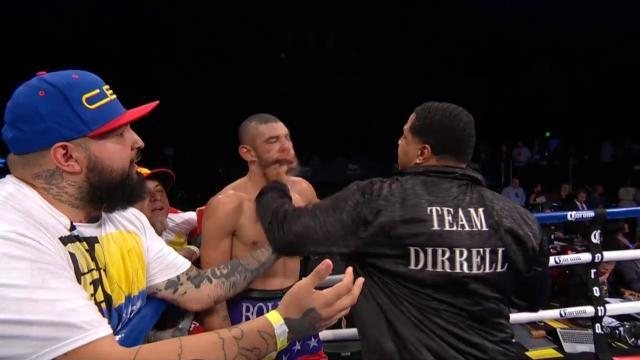 Boxer's Uncle Charged With Assault For Sucker-Punching Opponent After Match