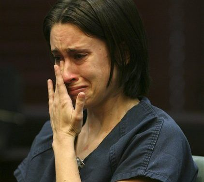 Judge Perry Released Previously Protected Video Of Casey Anthony Today