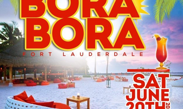 It's About to Go Down at the Red Monkey Bora Bora Ultimate Beach Party Sat June 20th Noon-10PM on Ft Lauderdale Beach