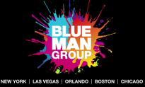 Blue Man Group is Amazing