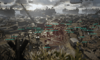 Check Out Call of Duty: WWII's Headquarters Social Hub