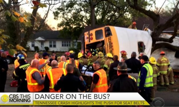 Tennessee in Shock as School Bus Crash Kills 6 Elementary School Students and Injures 23