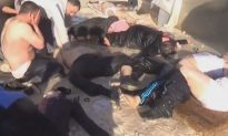 Gas Attack On Syria Kills At Least 58 People
